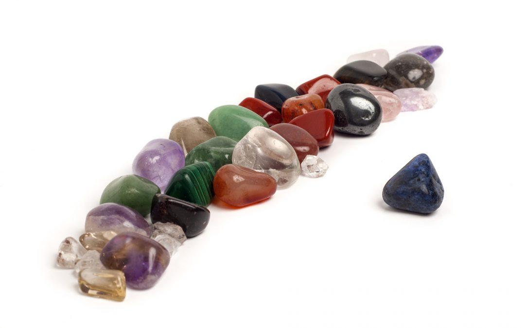 Crystal Healing Chakra Balancing
